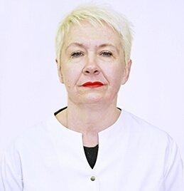 Хоптяная Людмила Михайловна
