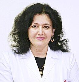 Штефан Ирина Георгиевна